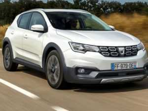 94 The Best Dacia Sandero 2020 Model