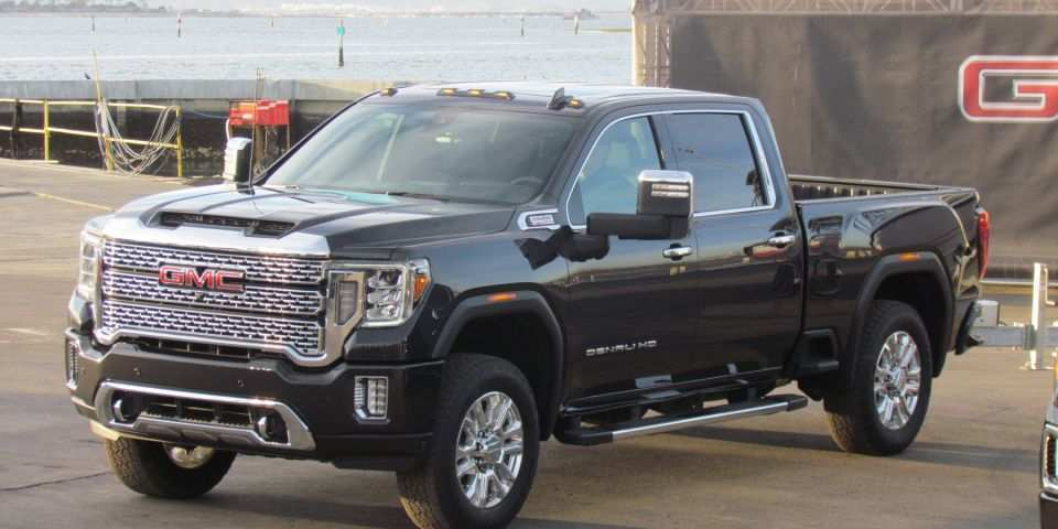 94 The Best Gmc Pickup 2020 Exterior And Interior