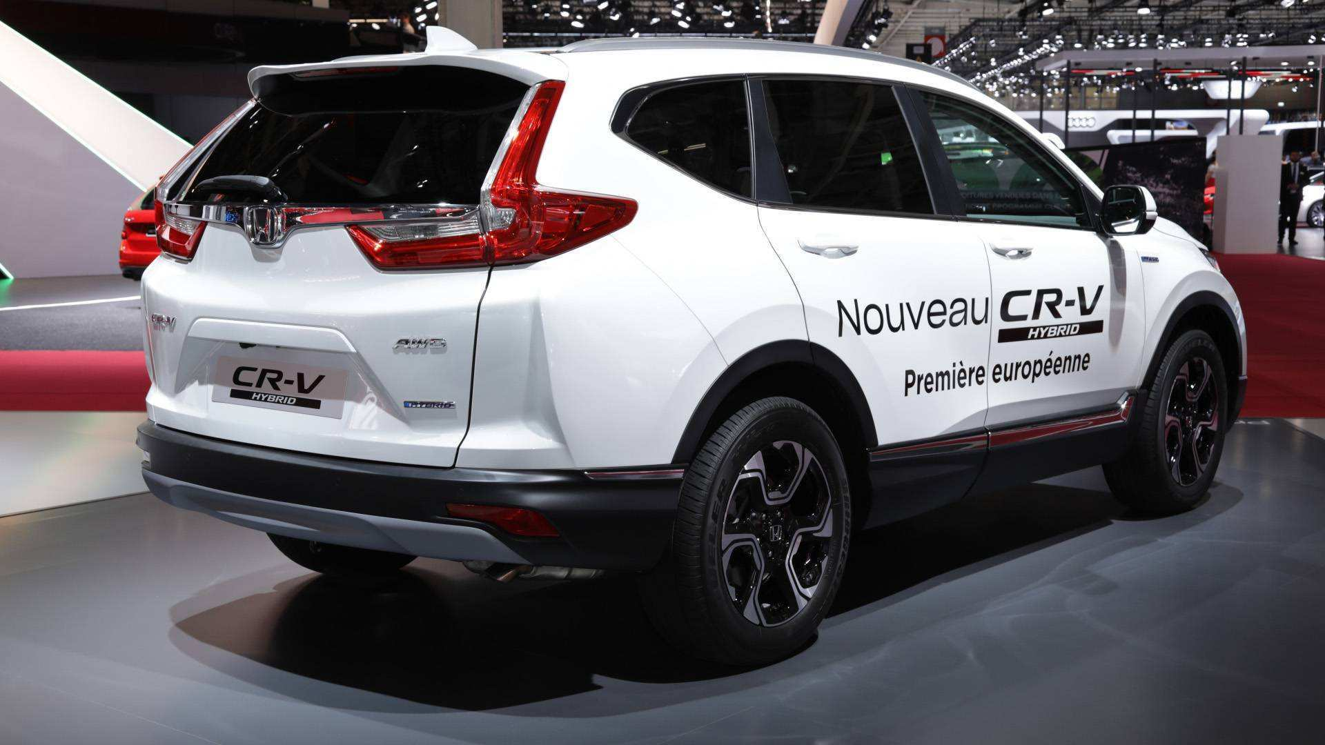 94 The Best Honda Crv 2020 History