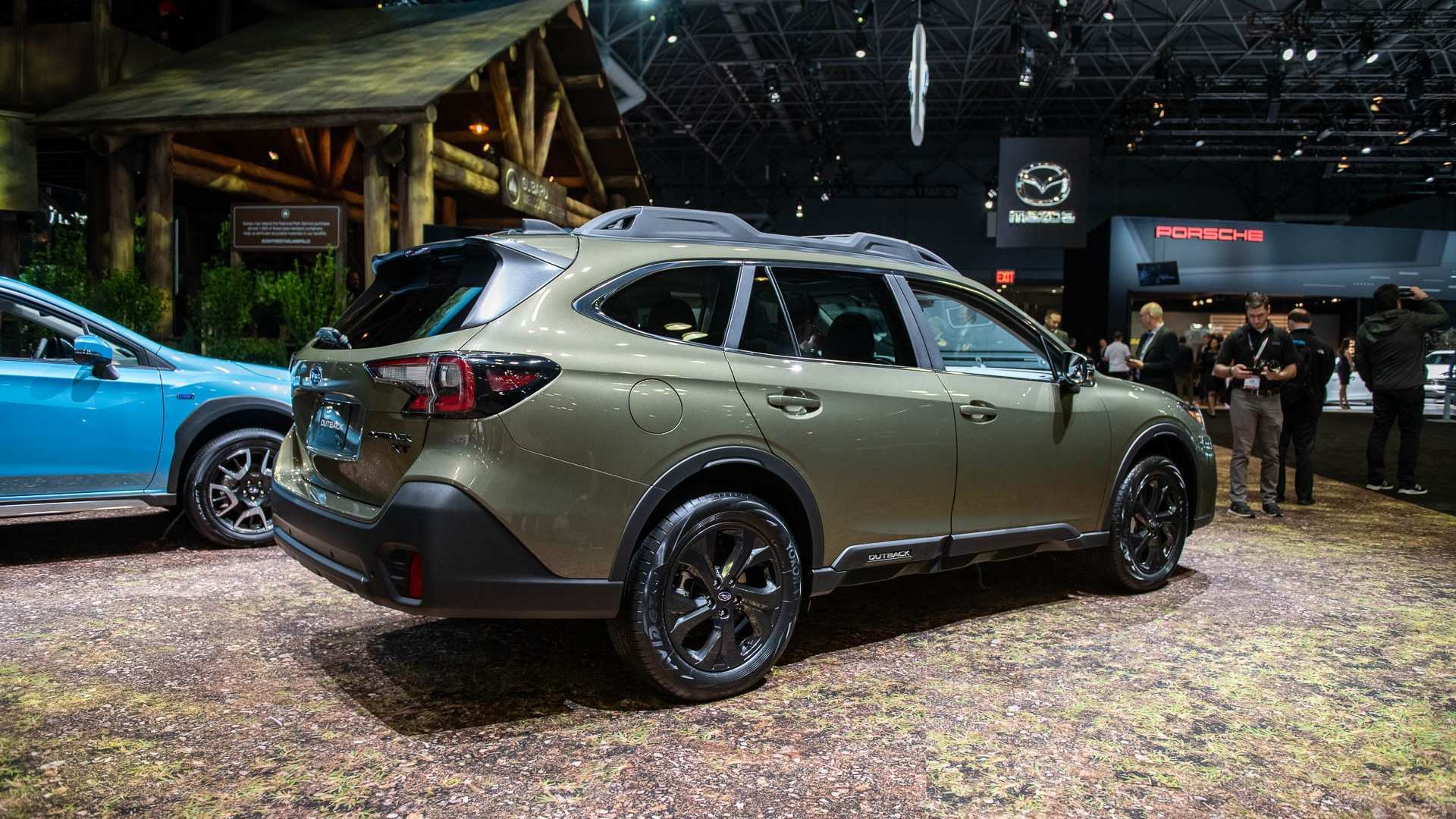 94 The Best Subaru Outback 2020 Japan Release Date