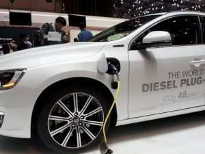 Volvo All Electric Cars By 2019
