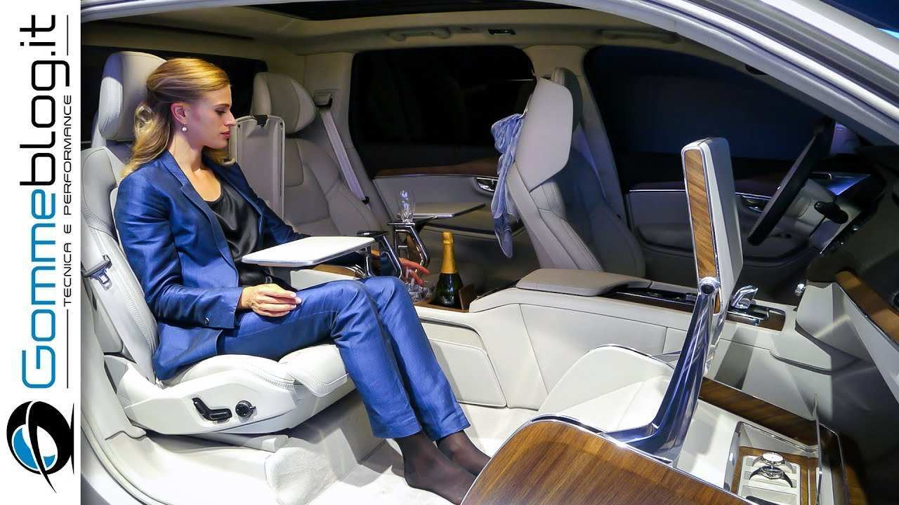 94 The Best Volvo Xc90 2019 Interior Research New