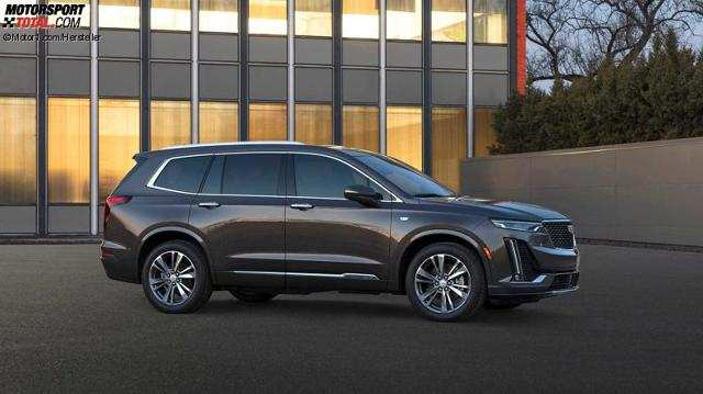 94 The Cadillac New Suv 2020 Review