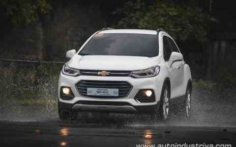 94 The Chevrolet Tracker 2020 Style