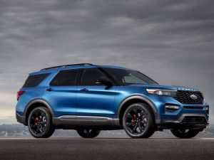 94 The Ford Explorer 2020 Release Date Spesification