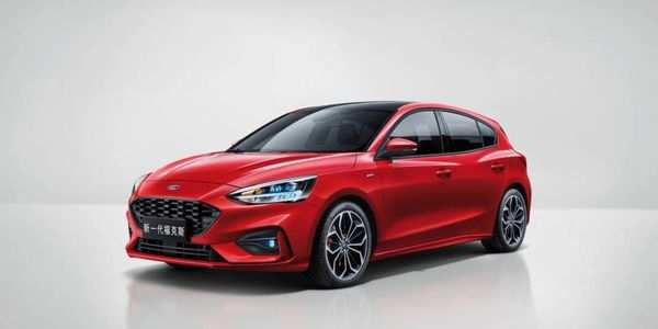 94 The Ford Focus 2020 Pictures