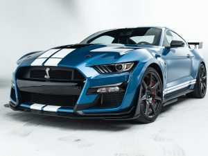 94 The Ford Mustang Shelby 2020 Concept