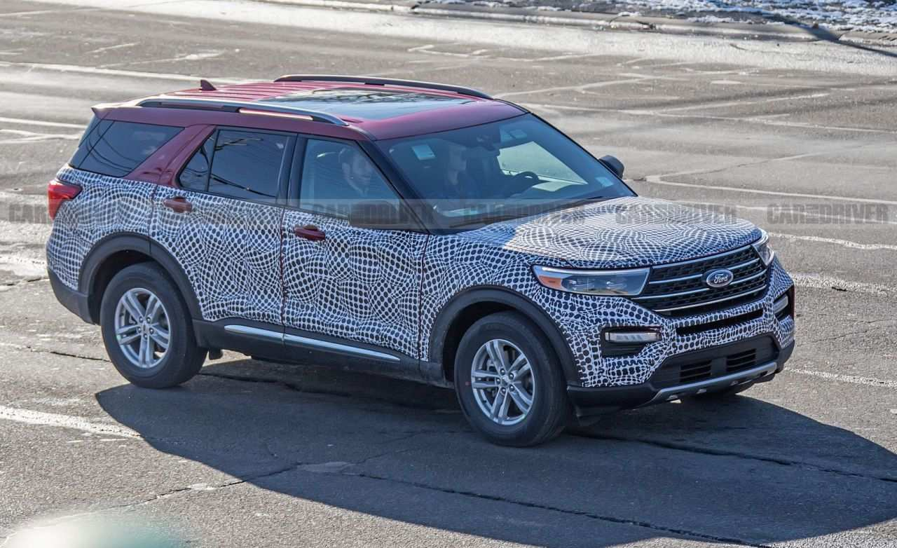 94 The Ford Production 2020 Review