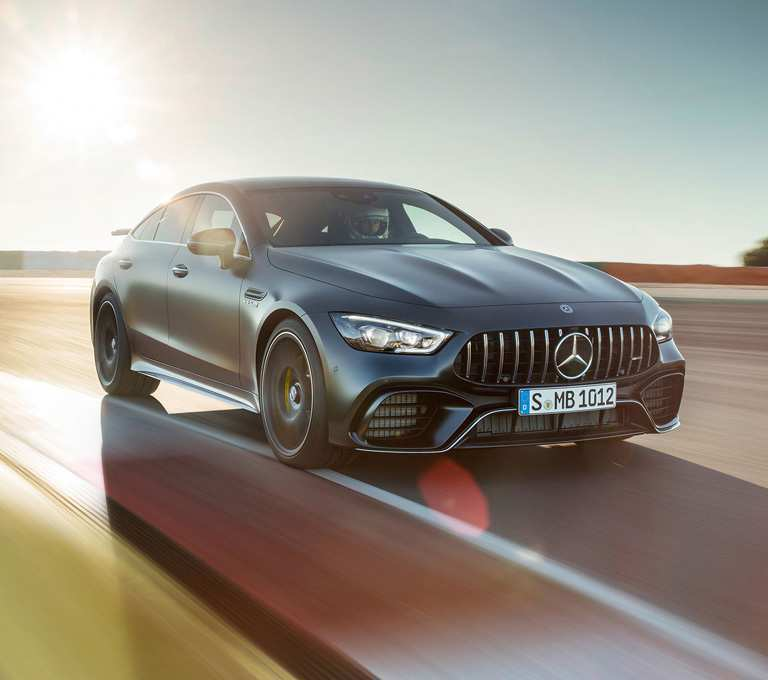 94 The Mercedes Gt 2019 Performance