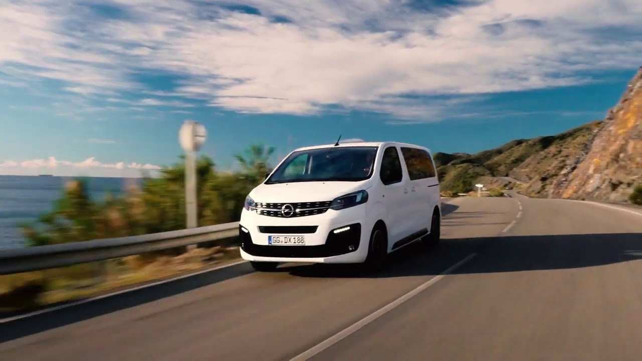 94 The Nowy Opel Zafira 2020 Images