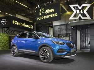 94 The Opel Grandland X Hybrid 2020 Redesign