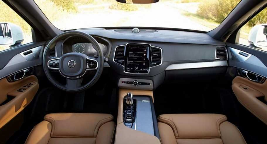 94 The Volvo Xc90 2020 Interior Engine