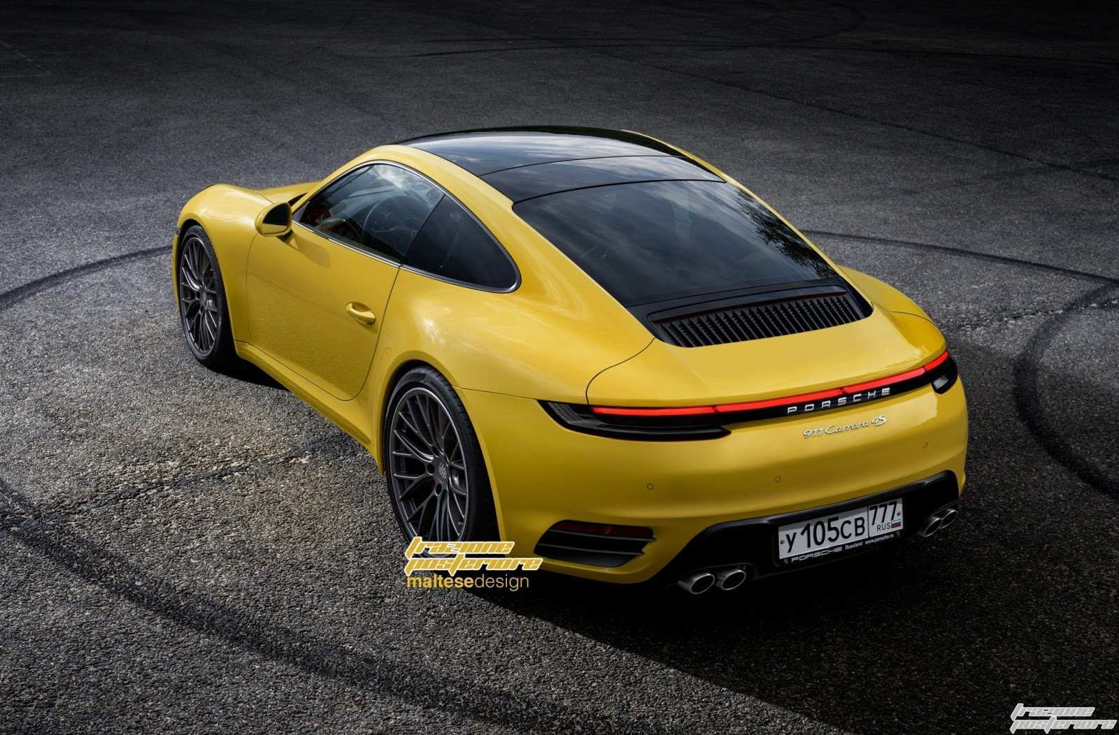 95 A 2019 New Porsche 911 Review And Release Date