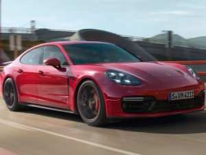 95 A 2019 Porsche Panamera Turbo New Model and Performance