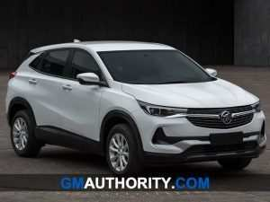 95 A 2020 Buick Suv Ratings