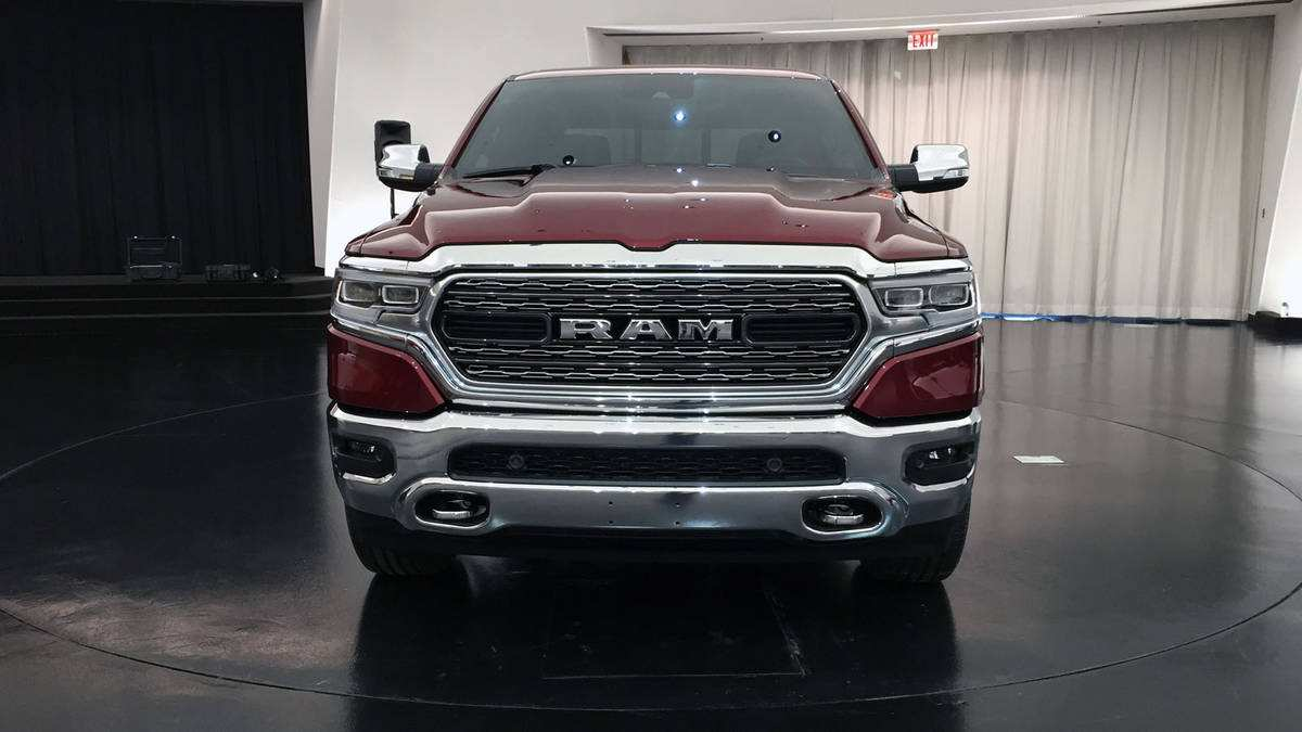 95 A 2020 Dodge Truck Concept Redesign