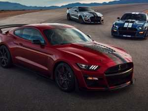95 A 2020 Ford Mustang Gt New Model and Performance