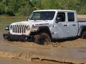 95 A 2020 Jeep Rubicon First Drive