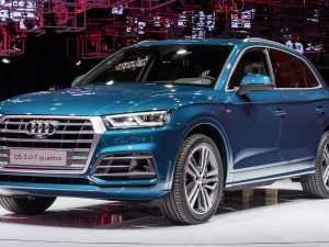 95 A Audi Q5 New Model 2020 Performance and New Engine