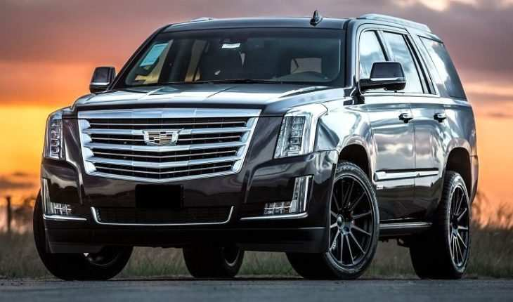 95 A How Much Is A 2020 Cadillac Escalade Redesign And Concept