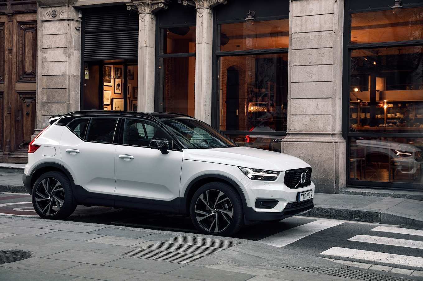 95 A Volvo Cx40 2019 Price And Release Date