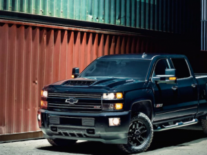 95 All New 2019 Chevrolet 2500 Duramax Style