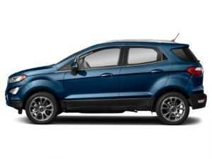 95 All New 2019 Ford Ecosport Price and Release date