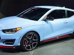95 All New 2019 Hyundai Veloster N Price Design and Review