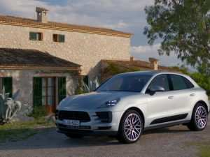 95 All New 2019 Porsche Macan Release Date Redesign and Concept