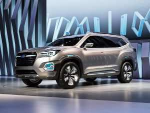 95 All New 2019 Subaru Suv Redesign