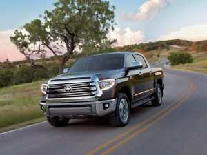 95 All New 2019 Toyota Tundra Redesign Style