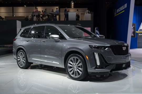 95 All New 2020 Cadillac Xt6 Images