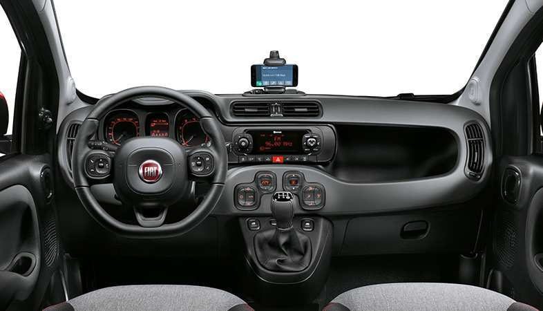 95 All New 2020 Fiat Panda Redesign And Review
