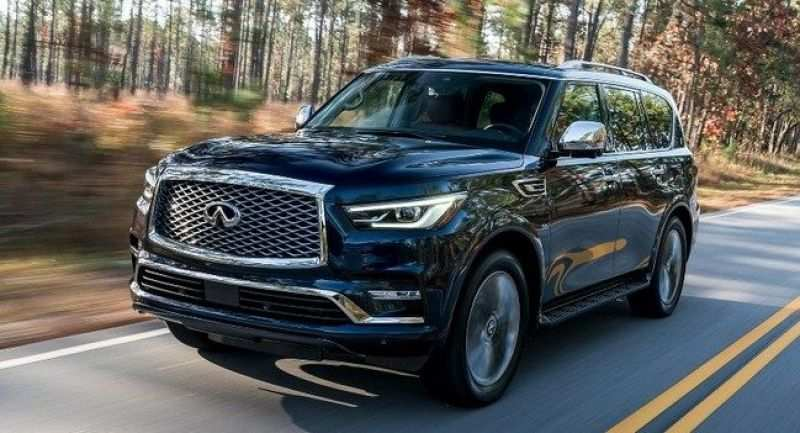 95 All New 2020 Infiniti Qx80 Changes Exterior And Interior