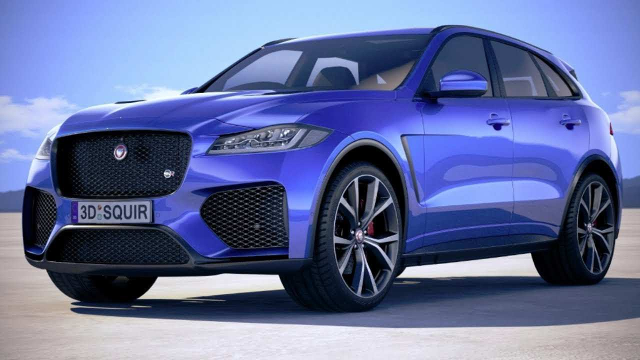 95 All New 2020 Jaguar F Pace Hybrid Redesign