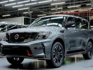 95 All New 2020 Nissan Patrol Exterior and Interior