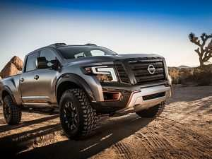 95 All New 2020 Nissan Titan Warrior Research New
