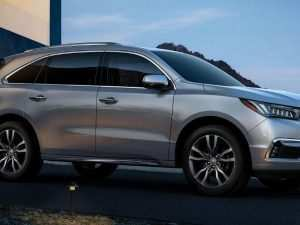 All New Acura Mdx 2020