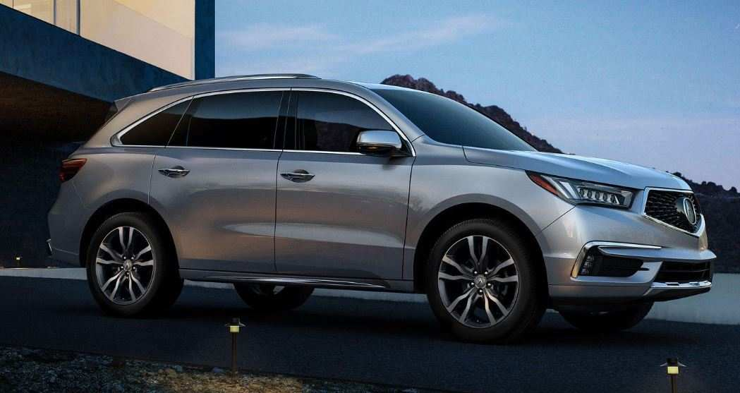 95 All New All New Acura Mdx 2020 Release
