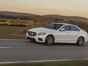 95 All New E300 Mercedes 2019 Overview