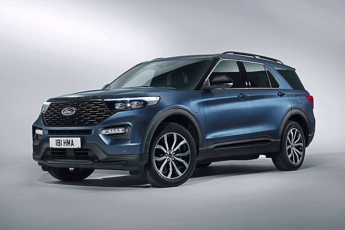 95 All New Ford Crossover 2020 Ratings
