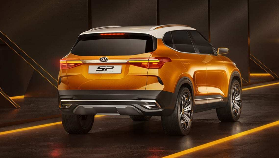 95 All New Kia New Suv 2019 Rumors