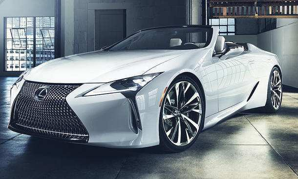 95 All New Lc Lexus 2019 Review And Release Date