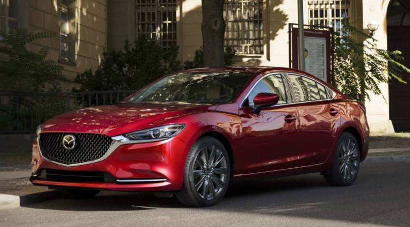 95 All New Mazda 6 2020 Nueva Generacion Review And Release Date