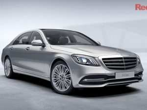 95 All New S450 Mercedes 2019 Overview