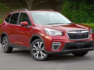 95 All New Subaru Forester 2019 News New Concept