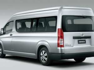 95 All New Toyota Hiace 2019 New Model and Performance
