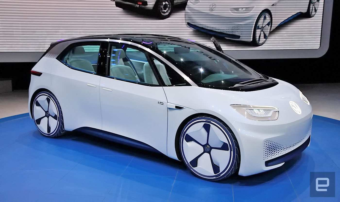95 All New Volkswagen Electric Vehicles 2020 Redesign