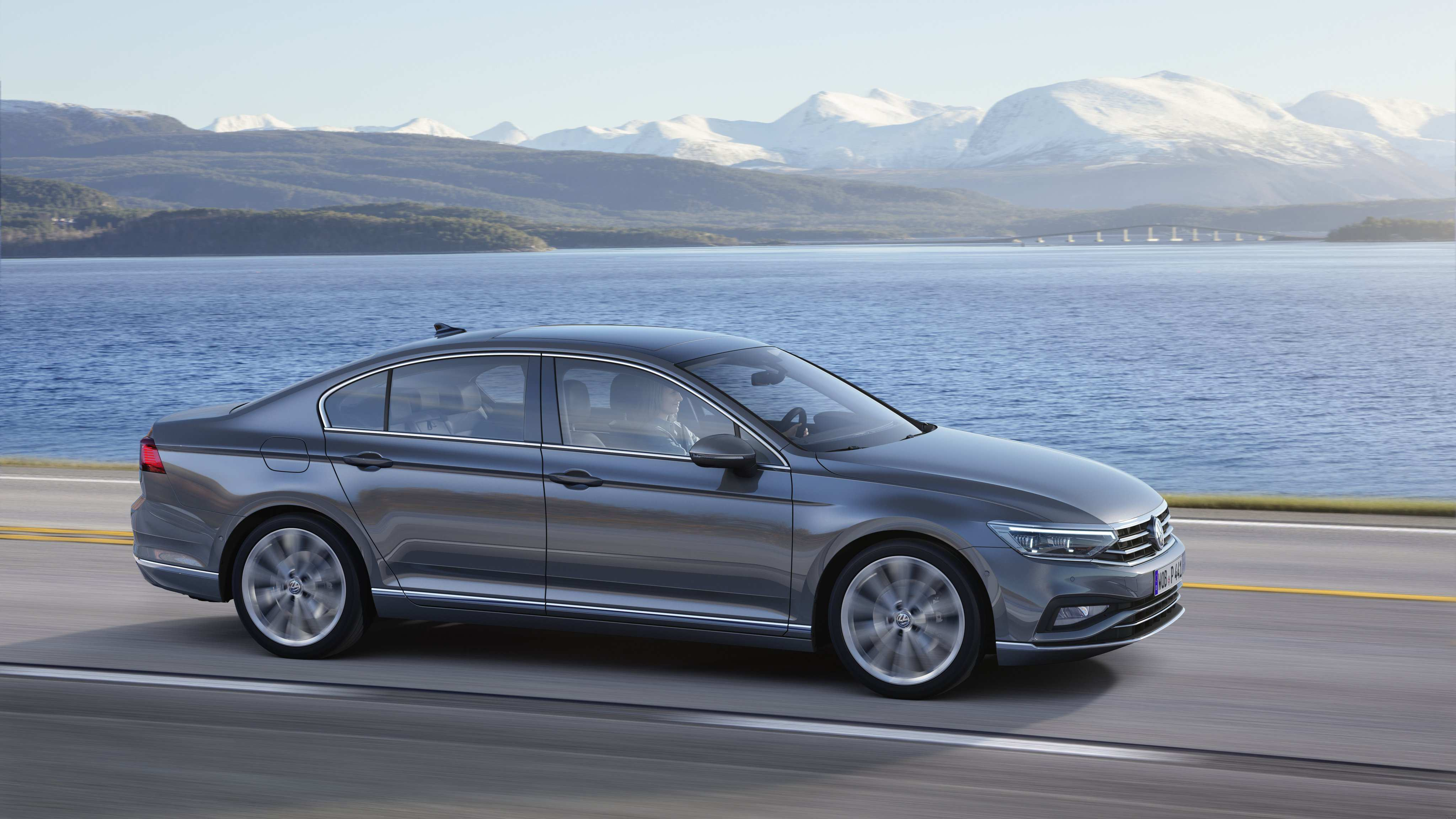 95 All New Volkswagen Passat 2020 Europe Redesign And Review