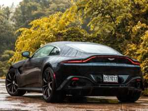 95 Best 2019 Aston Vantage First Drive